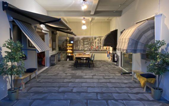 showroom binnen Buitink Deventer