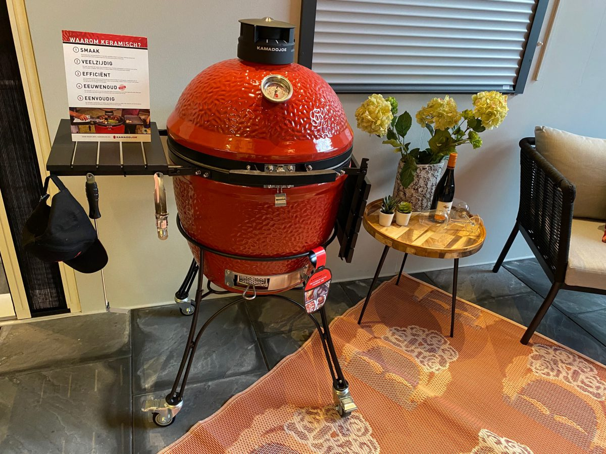 Buitink Deventer Kamado Joe classic 2